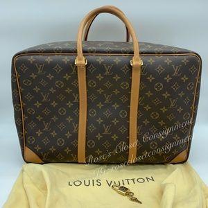 Louis Vuitton monogram Sirius 45 luggage bag